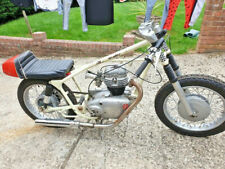 1965 Royal Enfield Crusader Sports Project. Matchin Numbers Rare 5 Speed.