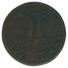 Corvey, 2 Pfennig 1704, A43351