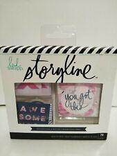 Storyline Deck Of Days Motivational Heidi Swapp NEW Free Shipping