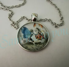 Ring, Fairy Fantasy Jewellery Uk Fast Dancing Fairies Pendant & Necklace or Key