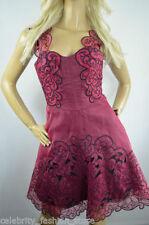 Karen Millen Acetate V-Neck Floral Dresses for Women