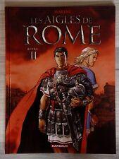 Les aigles de Rome - Livre 2 - EO (2009) - Marini - Neuf