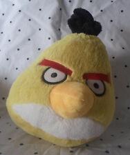 "Yellow Angry Birds 2010 Commonwealth 12"" Plush Soft Toy Stuffed Animal"
