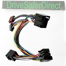 ISO-SOT-8400-e Lead,cable,adaptor for Parrot Opel NCDR radios