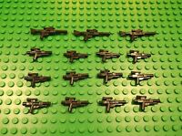 LEGO Star Wars Lot of 15 Blasters / Long Rifles minifigure accessories