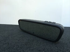 LAND RANG ROVER L322 HSE REAR VIEW MIRROR AUTO DIM HOME LINK GARAGE OEM