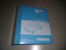 Werkstatthandbuch Elektrik Mazda 121 Stand Februar 1996