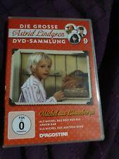 Dvd Die Große Astrid Lindgren Dvd Sammlung Michel Aus Lönneberga