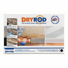 Dryrod Damp Proofing Rods Box 10 OR 50 Next Generation Rising Damp Treatment BBA