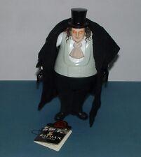 "BATMAN RETURNS: PENGUIN 9"" ACTION FIGURE - APPLAUSE - 1992 - EXC. COND. W/ TAG"