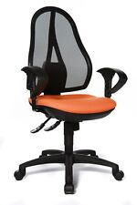 Bürostuhl Schreibtischstuhl Topstar Drehstuhl Open Point SY orange  B-Ware