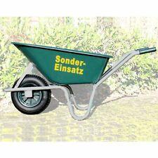 Schubkarre 100 L 250kg Bauschubkarre Gartenschubkarre Schiebkarre Gartenkarre