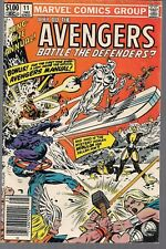 "AVENGERS KING-SIZE ANNUAL #11 MARVEL '82 vs THE DEFENDERS ""IN HONOR'S NAME"" VFNM"