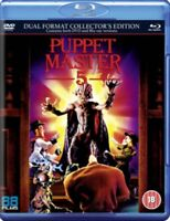Nuevo Puppet Maestro 5 - The Final Chapter Blu-Ray + DVD