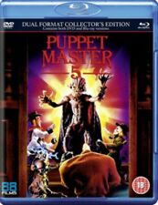 Nuevo Puppet Master 5 - The Final Chapter Blu-Ray + DVD