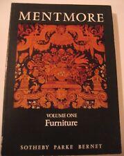 Mentmore Vol I Furniture Sotheby's Sale Catalogue 1977 PB