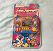 VINTAGE 1992 TIGER GRANDSTAND ELECTRONIC BUGS BUNNY LCD GAME Battery Operated