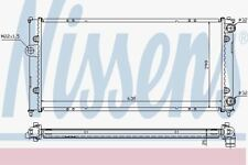 Nissens 652681 Radiator VW CADDY 1,9 D 95