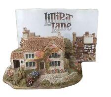 Liliput Lane Holme Dyke Handcrafted Mini Cottage Uk 1987