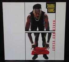 "Shabba Ranks: Naked & Ready 12"" NTSC laserdisc (LD)"