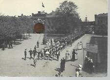 Foto Kiel 1. Mai 1934, ca. 18 x 13 cm