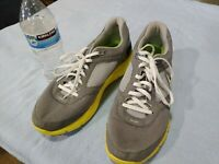Nike LunarFly 2 Grey Neon Yellow Men's Size 9.5