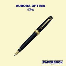 .Aurora Optima Penna a Sfera nera