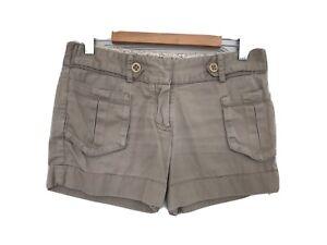 Ted Baker Beige Cargo Shorts Size 1 / UK 8