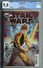 Star Wars #9 CGC 9.8 Daniel Variant Cover