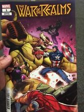 War of the Realms 1 (of 6) Ron Lim Variant