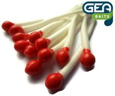 FLOATING Mouse Tail White Red Soft Baits Lures