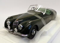 12ART 1/12 Scale Resin - 1001010 Jaguar XK120 OTS Green 1953