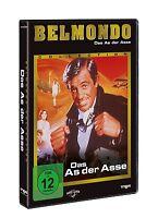 DAS AS DER ASSE DVD JEAN PAUL BELMONDO KOMÖDIE NEU