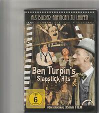 DVD Ben Turpin´s Slapstick Hits
