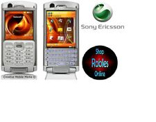 Sony Ericsson P990i (Ohne Simlock)3G WIFI 2MP MP3 RADIO VideoCall OFFICE OVP GUT
