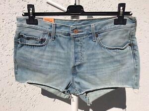 LEVI'S 501 Damen Shorts - Neu mit Etikett - W 30