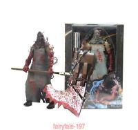 NECA Resident Evil Biohazard Executioner Majini ACTION Figures 18 cm Collection