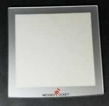 Plastic Replacement Screen lens for the Neo Geo Pocket Black & White System F50