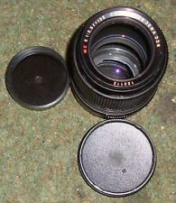 CARL ZEISS JENA MC S (SONNAR) 135MM F3.5 LENS
