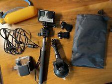 GoPro Hero 4 Black mit umfangreichem Zubehörpaket - Actioncam - TOP