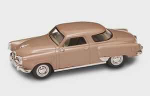 New In Box  1/43 Diecast 1950 Studebaker Champion  for Lionel,MTH & K-Line