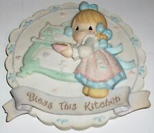 """Precious Moments """"Bless this Kitchen"""""""
