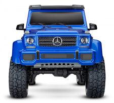 NEU Traxxas TRX-4 1:10 Mercedes G 4x4 RTR 2-Gang Scale Crawler Blau TRX82096-4