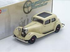 New 1:43 Lansdowne Models LDM27 1937 Jensen 3.5 Litre S Type Handbuilt Brooklin