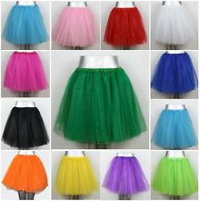 c42ee3664a31 Tütü Tutu Tüllrock Ballettkleid 4-5 Lagen Party Ballett Rock Petticoat