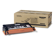Xerox Black High Capacity Print Cartridge, Phaser 6180 Series, 8000 Pages