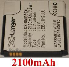 Batería 2100mAh tipo EB-L1H2LLU Para Samsung Galaxy S3 Alpha