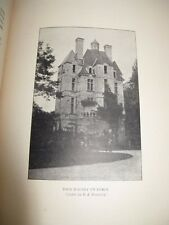ABBE A. DESVAUX VALLEE D'AUGE ET PAYS D'OUCHE 1902 Illustré ALENCON NORMANDIE