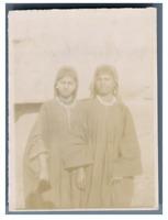 Egypte, Femmes de Gournah (شيخ عبدالقرنة) Vintage citrate print Tirage citrat