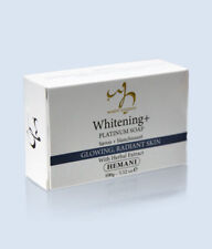 WB Hemani Whitening+Platinum Soap (Glowing, Radiant Skin) W/ Herbal Extract 100g